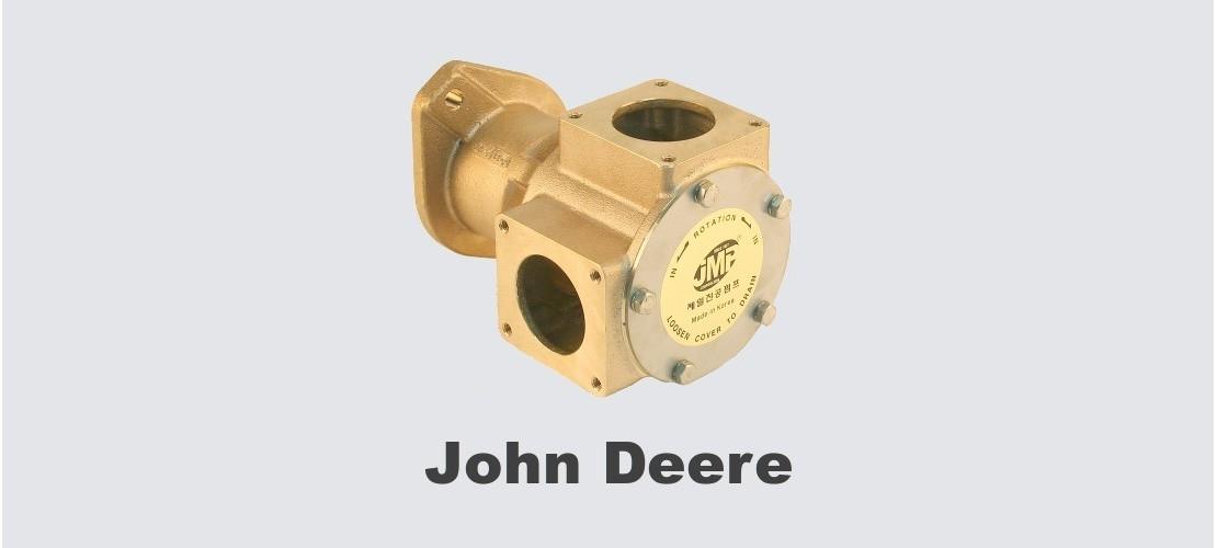 Pompy chłodzenia John Deere